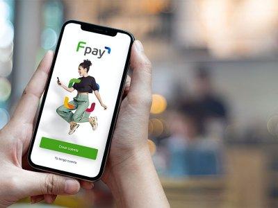 La billetera digital Fpay de Falabella