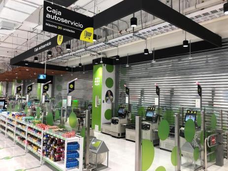 Nuevo Tottus del Mall Plaza La Serena