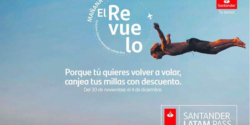 Revuelo Santander LATAM Pass