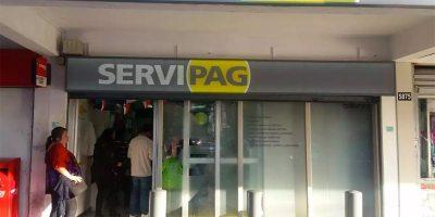 Giros de dinero con Servigiro de Servipag