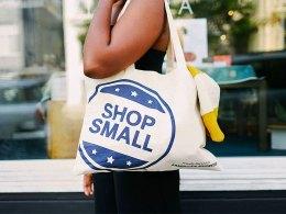 La iniciativa global Shop Small de American Express