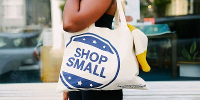 La iniciativa global Shop Small de American Express