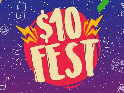 El 26 de diciembre será el $10 Fest o 10 Pesos Fest de Fpay.