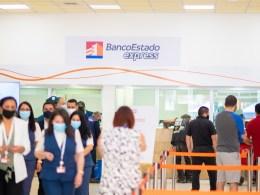 Las oficinas ServiEstado ahora se llamarán BancoEstado Express