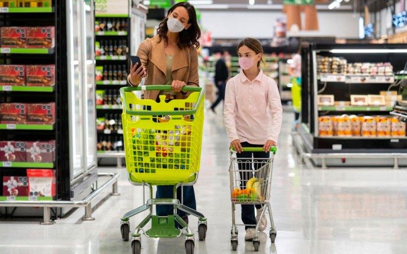 Horarios de supermercados del 29 al 31 de diciembre de 2020