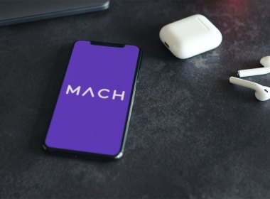 Tarjeta de prepago MACH