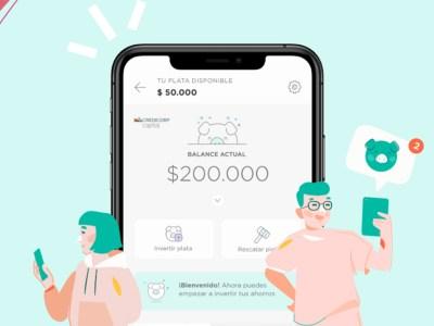 La plataforma Bolsillo de Tenpo para invertir en fondos mutuos