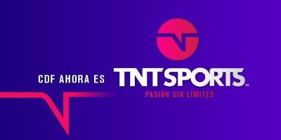 CDF ahora es TNT Sports