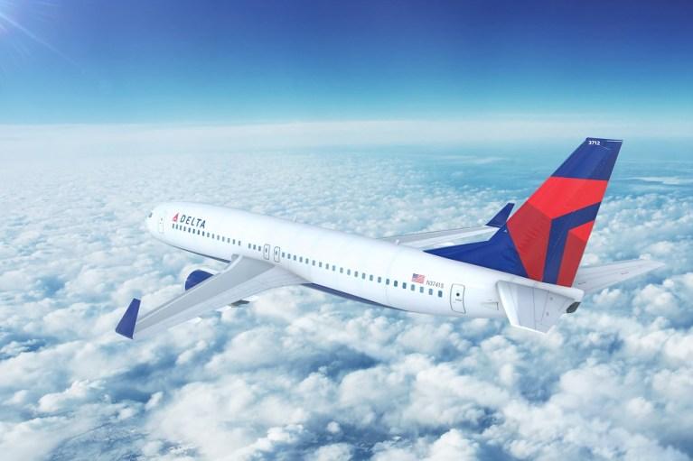 Avión Delta