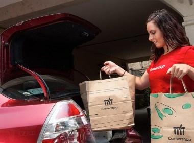 Cornershop y su servicio de delivery de compras de supermercado