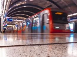 Paro de Metro de Santiago