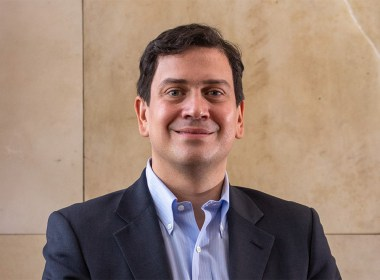 Pablo Correa, vicepresidente de BancoEstado