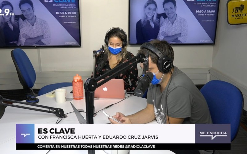 Sobre el tercer retiro de las AFP que comienza el 3 de mayo y otros temas bancarios conversamos en el programa Es Clave de Radio La Clave.