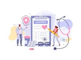 Comparador de planes de isapre y seguros de salud