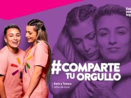 Comparte tu orgullo, la campaña de Walmart Chile, matriz de Lider, Acuenta y Central Mayorista