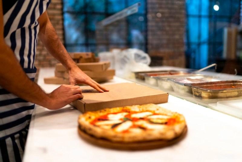 Comenzó The Top Pizza en Pedidos Ya durante junio de 2021