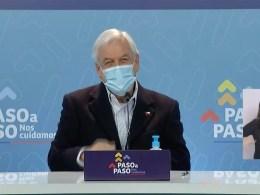 Piñera anunció un Fondo Extraordinario de Salud