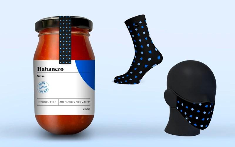 Parte de los productos que se pueden encontrar en la tienda Store by Fintual