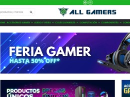All Gamers Chile