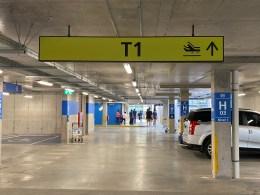 El estacionamiento Expreso no es recomendado como estacionamiento custodia del Aeropuerto de Santiago