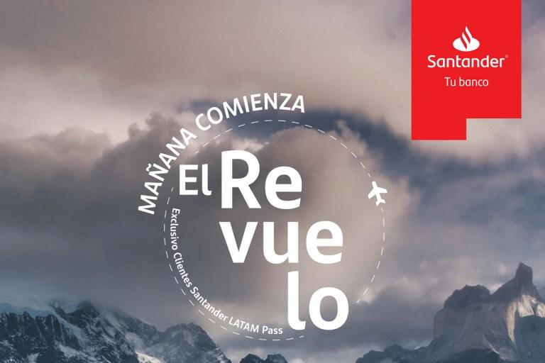 Revuelo Santander LATAM Pass 2021