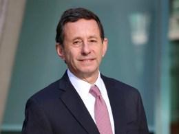 José de Gregorio, decano de la Facultad de Economía y Negocios (FEN) de la Universidad de Chile