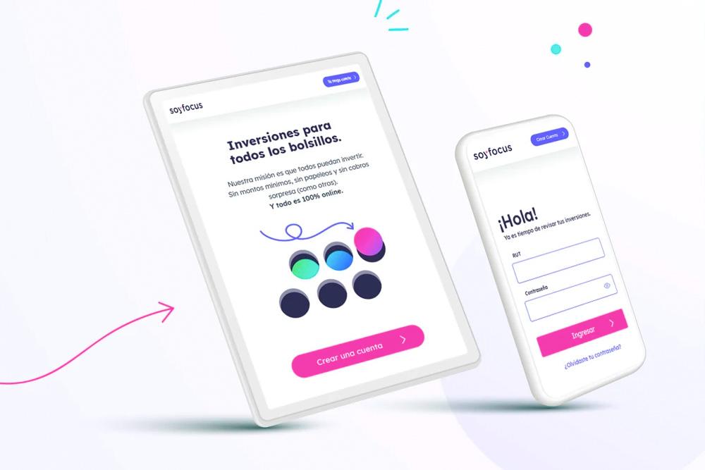La plataforma de inversión SoyFocus
