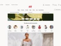Tienda online de H&M en Chile