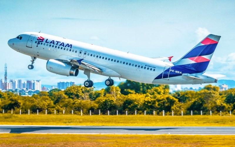 Ofertas de LATAM Airlines en el Cyber Monday 2021