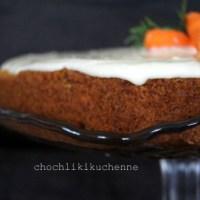 Ciasto marchewkowe, super soczyste
