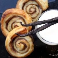 Cynamonowo-waniliowe rollsy - tlusty czwartek