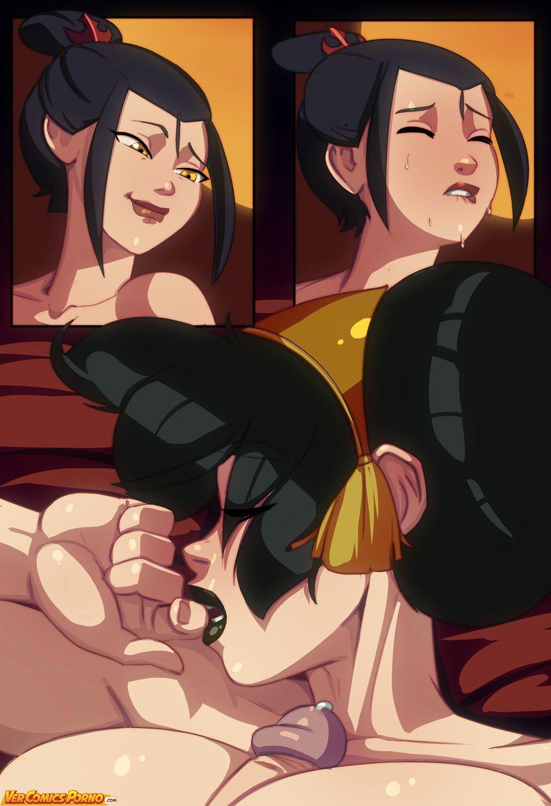 Toph Heavy Avatar 30