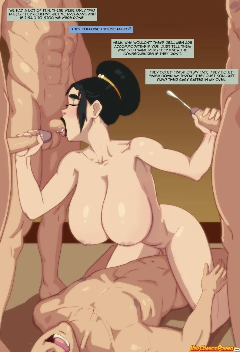 Toph Heavy Avatar 44