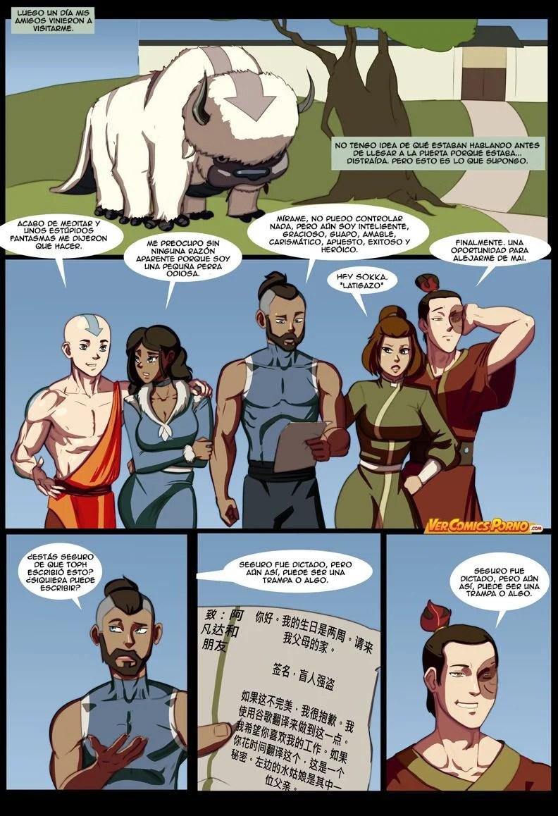 Toph Heavy Avatar 47