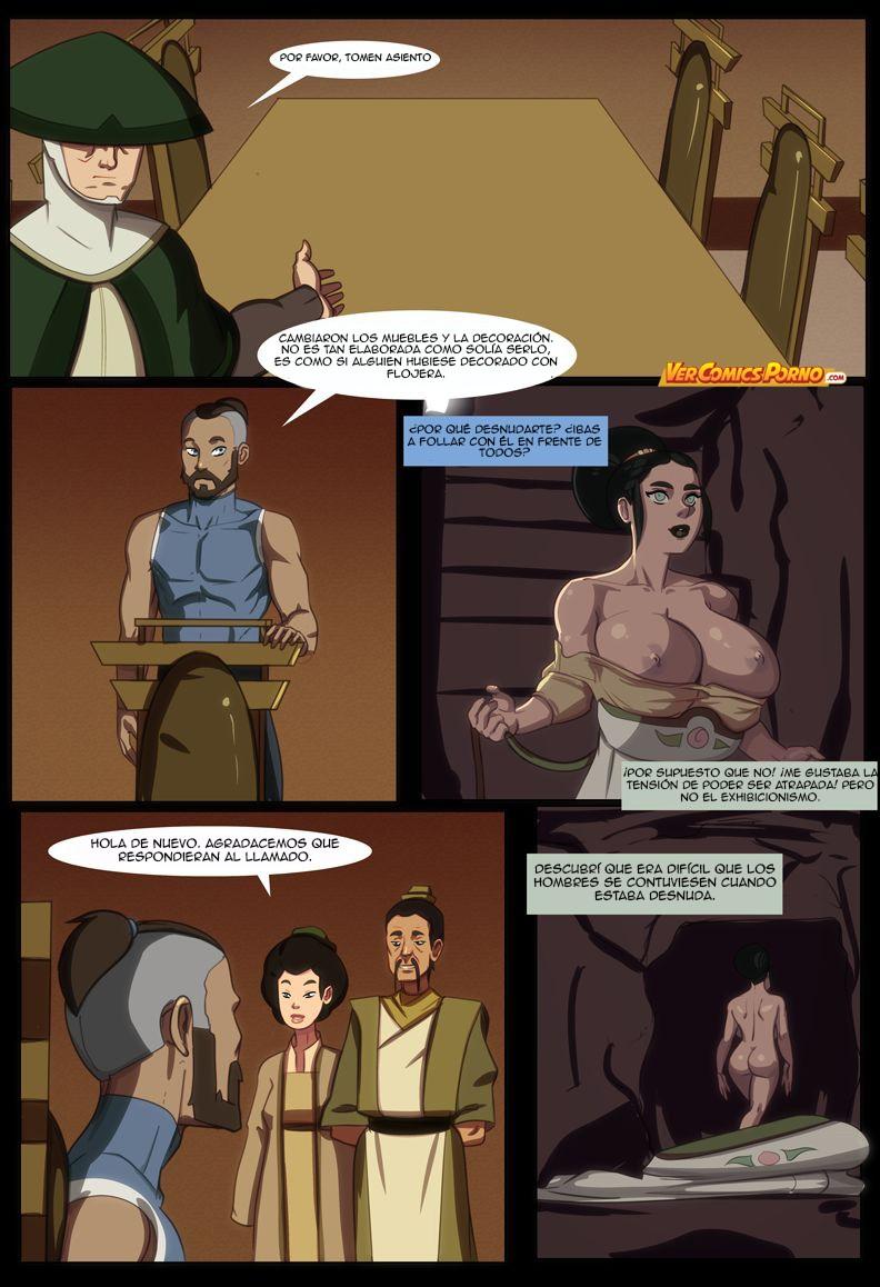 Toph Heavy Avatar 52