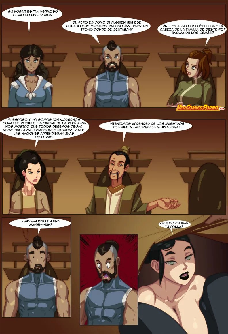 Toph Heavy Avatar 53