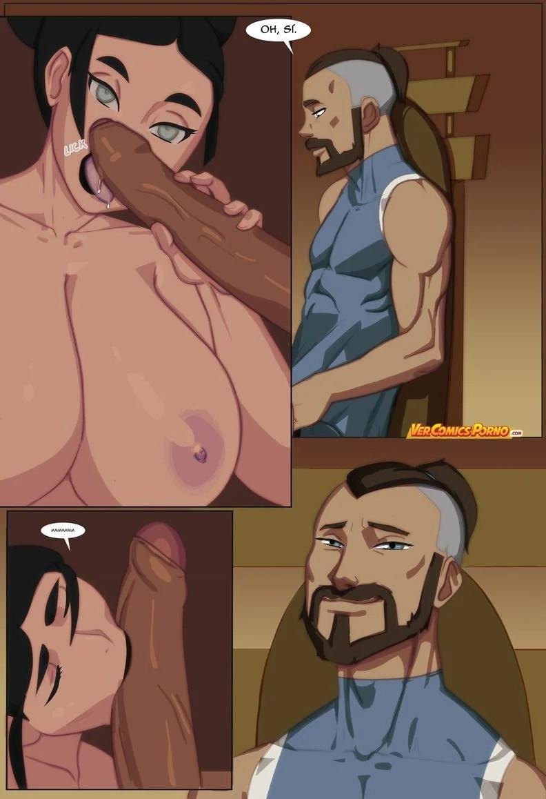 Toph Heavy Avatar 55