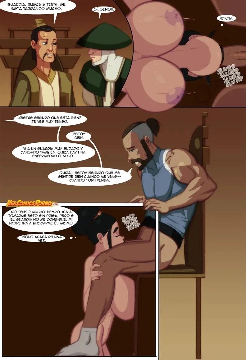 Toph Heavy Avatar 60