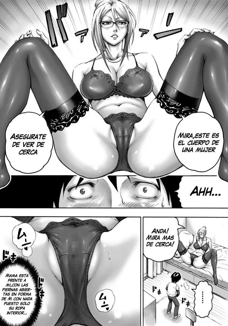 Una Madre Muy Estricta 12