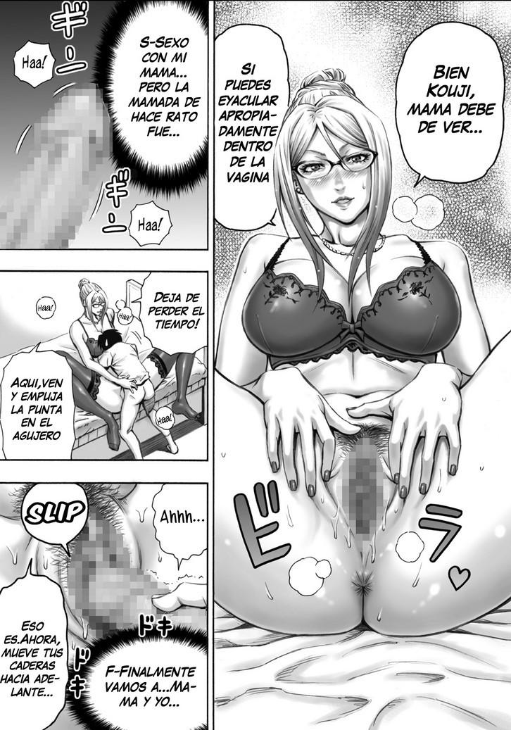 Una Madre Muy Estricta 23
