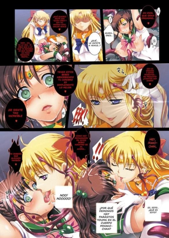 Sailor Scouts XXX 008
