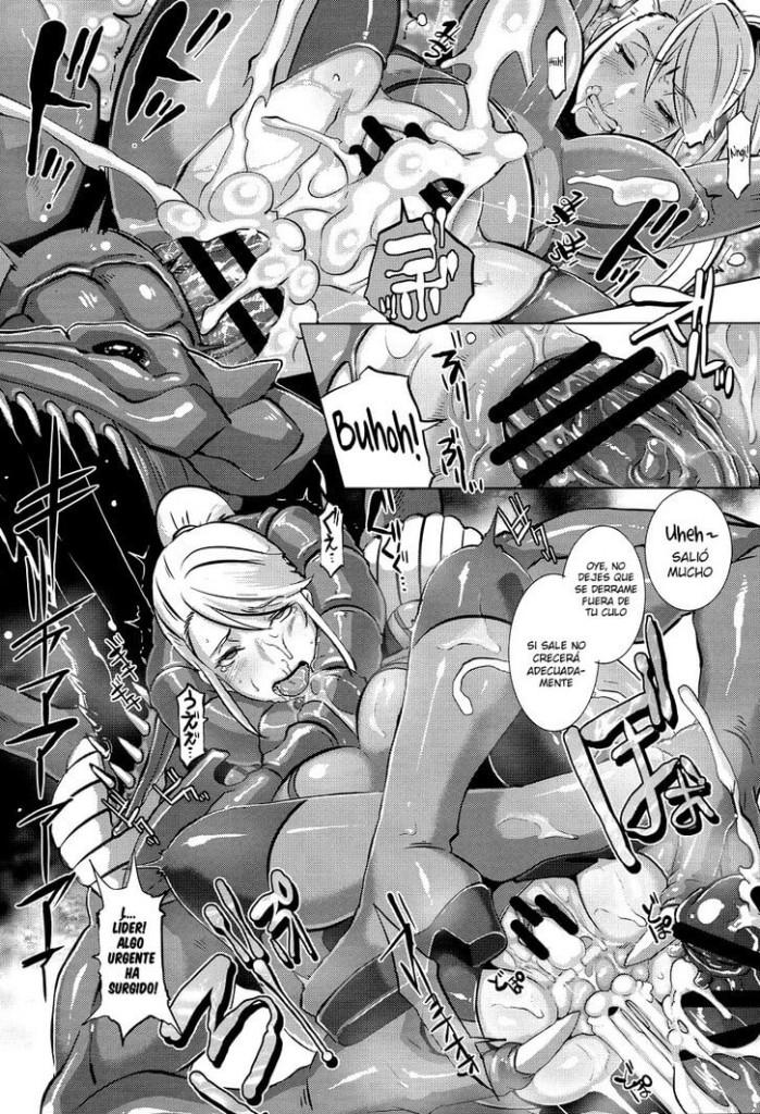 Metroid Porno 035