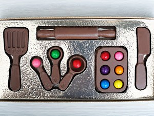 Baker Chocolate Set