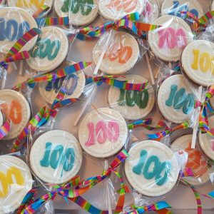 100 Days Lollipops