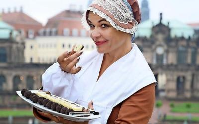 DNN: Süße Versuchung im Dresdner Zwinger