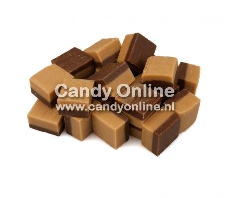 Felko Felko - Fudge Vanille & Chocolade 2 Kilo