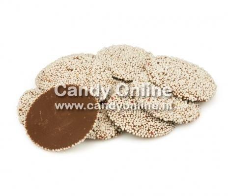 Overige Herenflikken Melk Chocolade 200 Gram