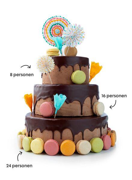 HEMA Dripcake Chocolade 24 P.