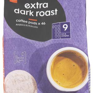 HEMA Koffiepads Extra Dark Roast - 46 Stuks