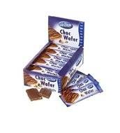 De Bron De Bron - Chocolade Wafel Suikervrij 24 Stuks